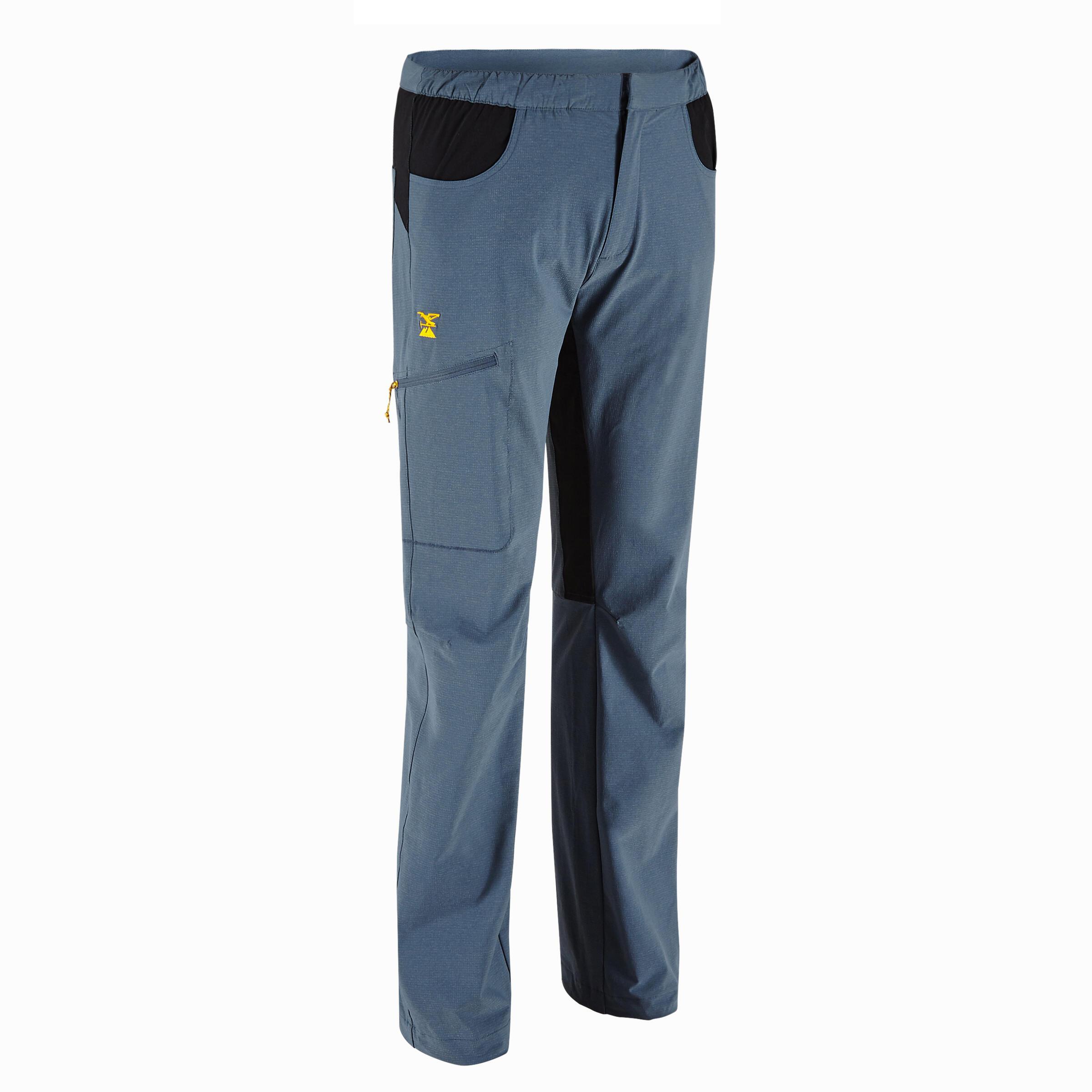 Kletterhose Funktionshose Stretch Herren | Sportbekleidung > Sporthosen > Sonstige Sporthosen | Simond