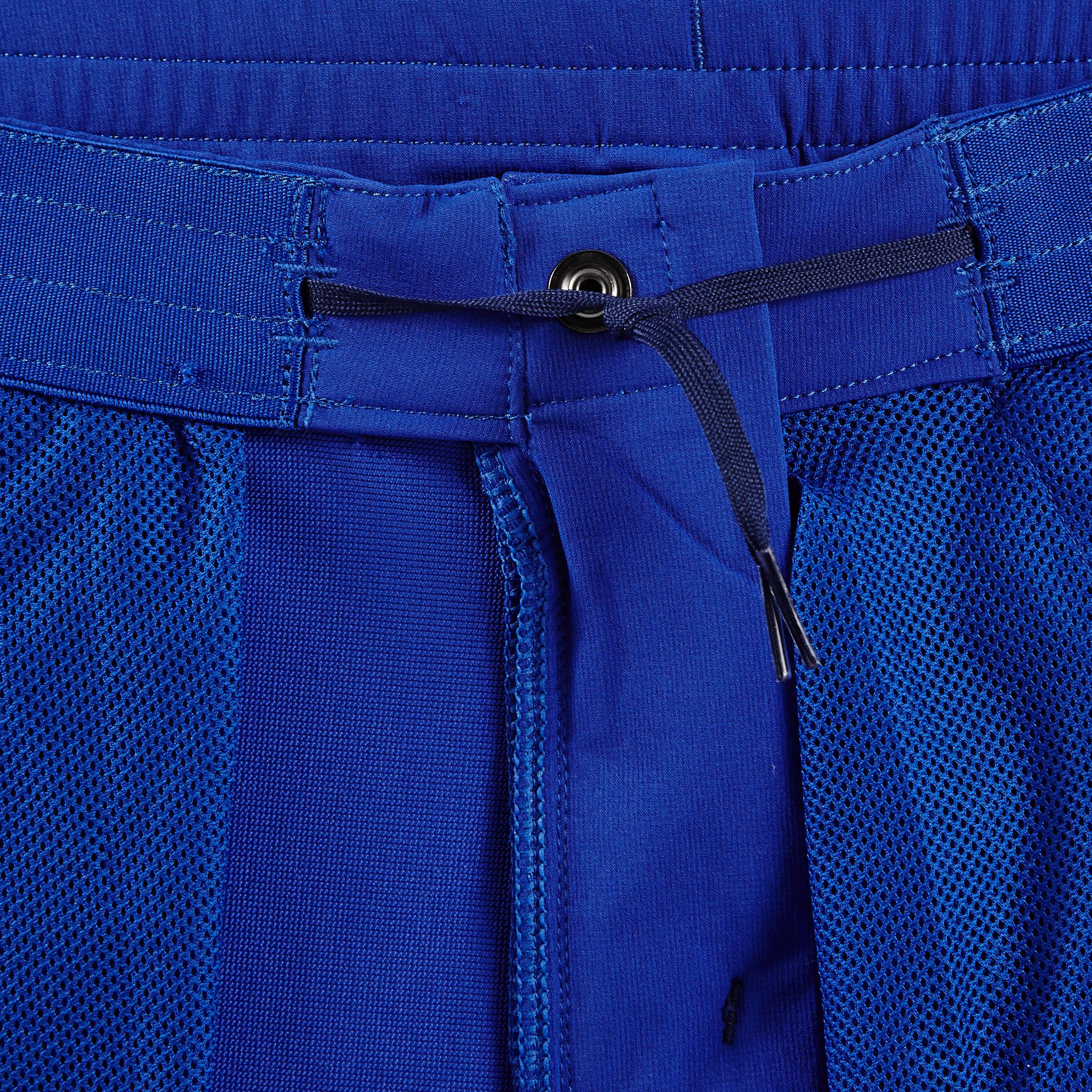 Pantalon ROCK FEMME Indigo et bleu cosmos