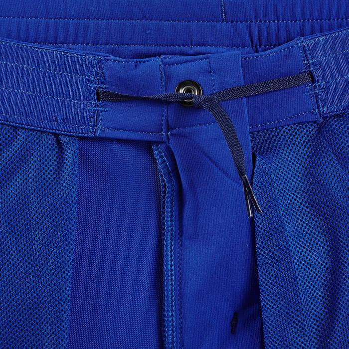 PANT ROCK FEMME Turquoise et bleu cosmos - 1326119