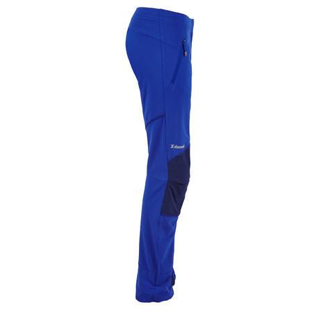 Rock Women's Pants - Indigo & Cosmos Blue