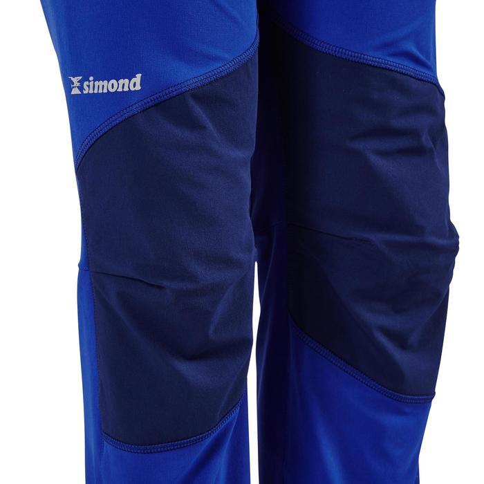 PANT ROCK FEMME Turquoise et bleu cosmos - 1326124