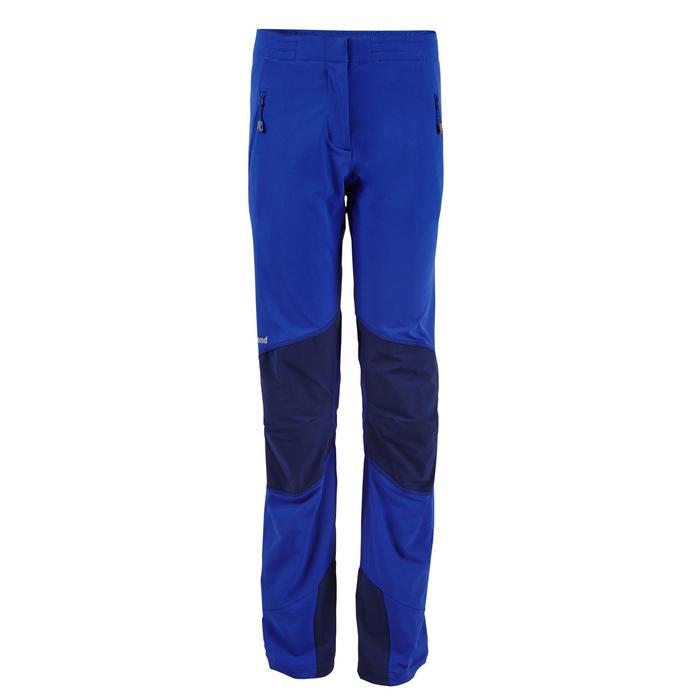 PANT ROCK FEMME Turquoise et bleu cosmos - 1326126