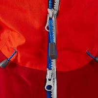 Men's Mountaineering Waterproof Jacket - Alpinism Red