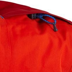 Casaco de ALPINISMO Impermeável (30 000 mm) Homem Vermelho