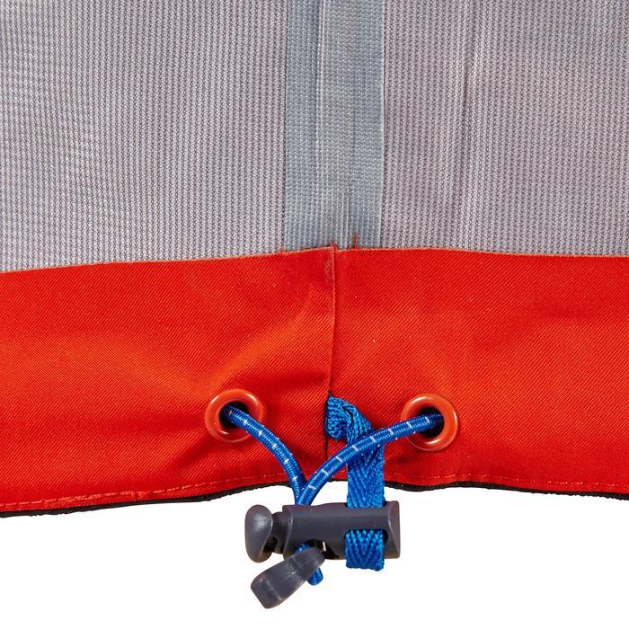 Waterdichte herenjas voor alpinisme Alpinism rood