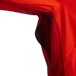 Veste imperméable d'ALPINISME Homme - ALPINISM Rouge
