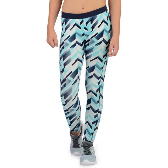 Legging imprimé Gym fille - 1326196