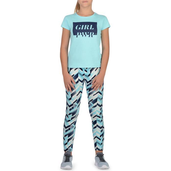 Legging imprimé Gym fille - 1326222