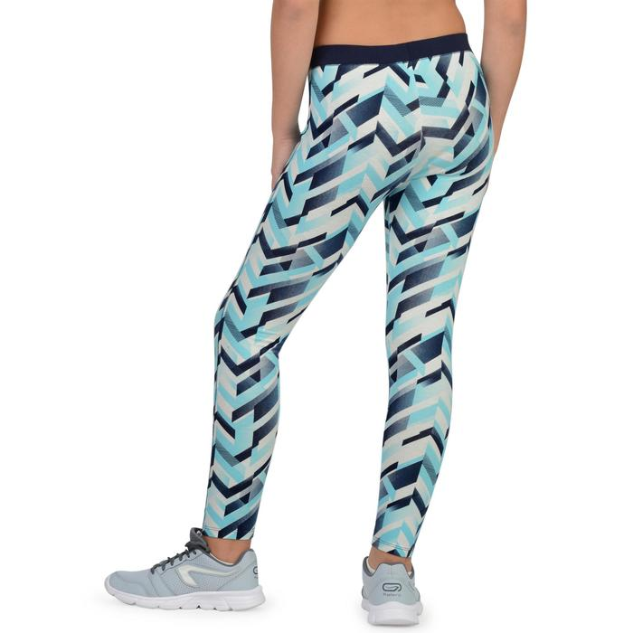 Legging 500 Gym Fille imprimé - 1326231