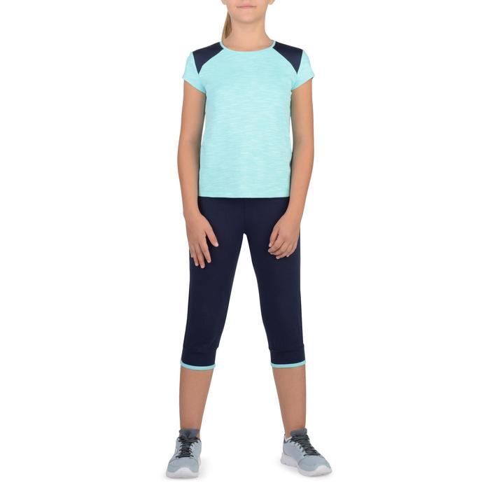 Corsaire 500 Gym Fille bleu