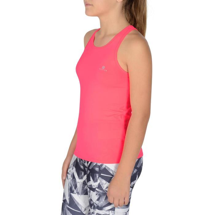 Débardeur Gym Energy fille - 1326377