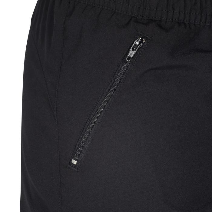 Lichte gymbroek S500 voor jongens zwart