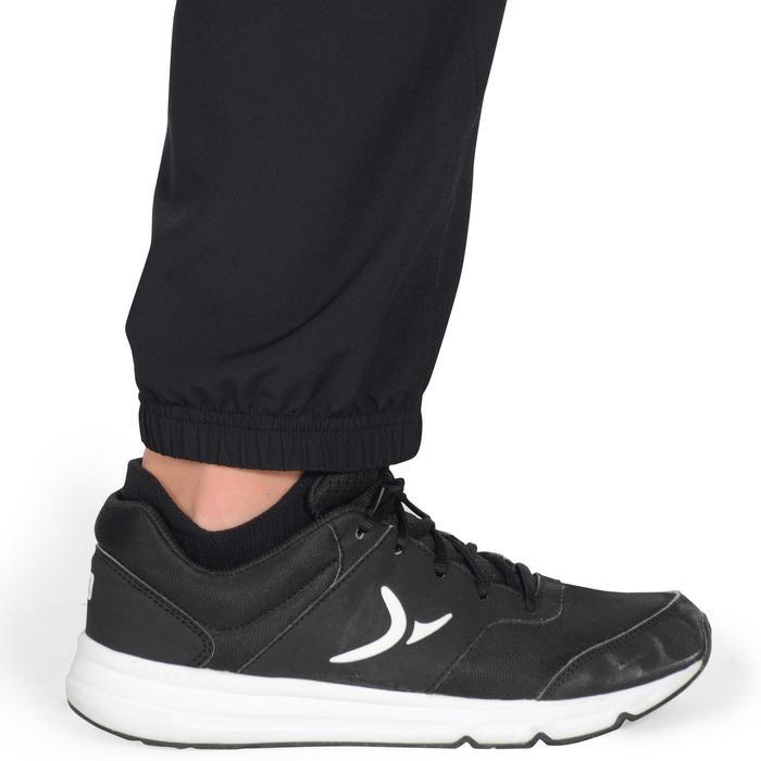 Pantalon léger S500 Gym garçon noir - 1326450