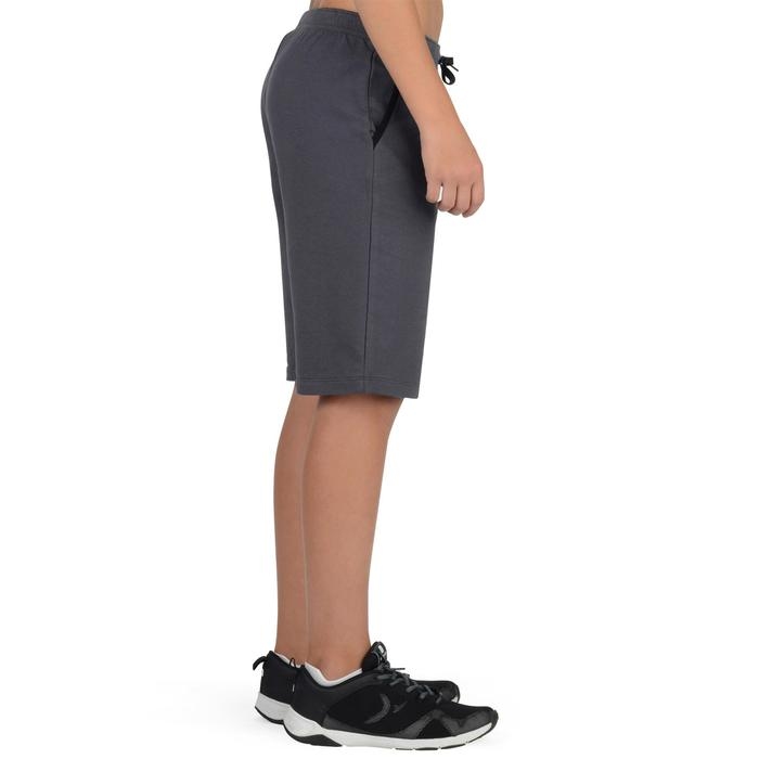 500 Boys' Gym Shorts - Grey - 1326496
