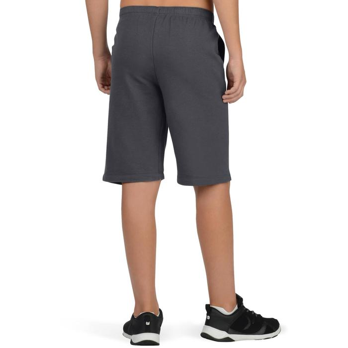 500 Boys' Gym Shorts - Grey - 1326503
