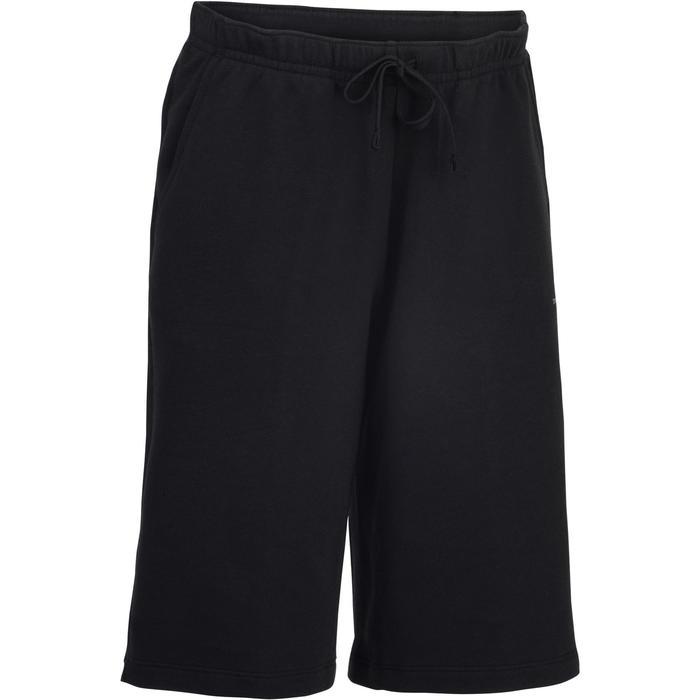 Short 500 Gym garçon marine - 1326552