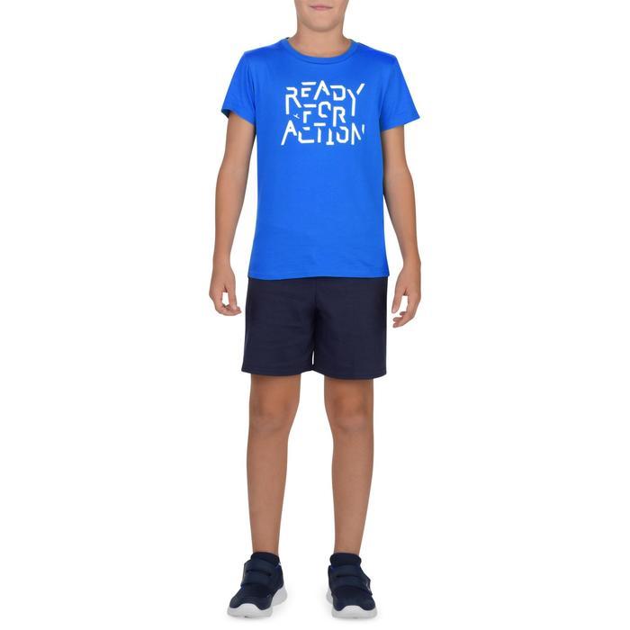 T-Shirt manches courtes 100 Gym garçon imprimé - 1326609