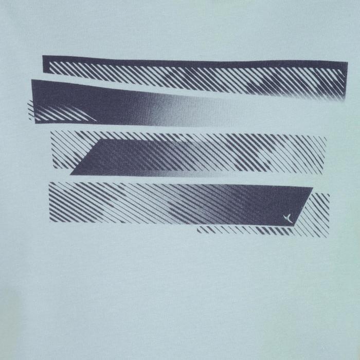 T-Shirt manches courtes 100 Gym garçon imprimé - 1326613