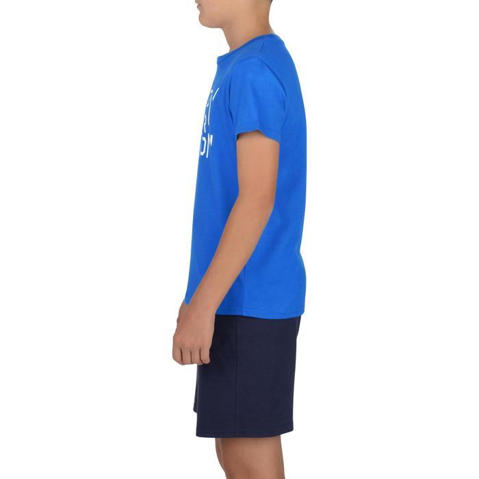 T-Shirt manches courtes 100 Gym garçon imprimé - 1326642