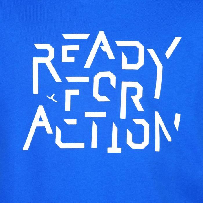 T-Shirt manches courtes 100 Gym garçon imprimé - 1326660