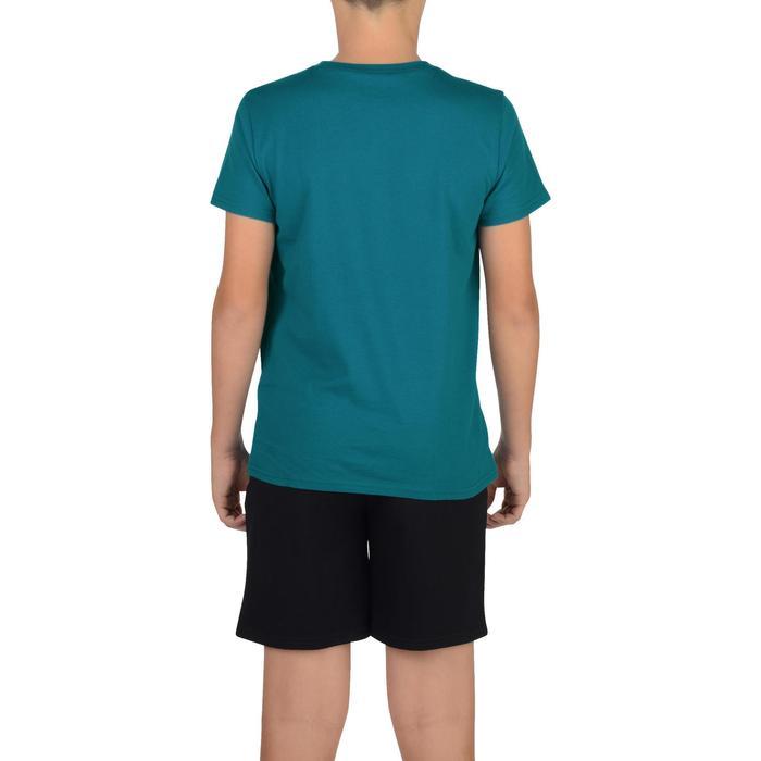 T-Shirt manches courtes 100 Gym garçon imprimé - 1326663