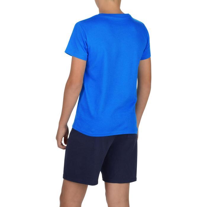 T-Shirt manches courtes 100 Gym garçon imprimé - 1326668