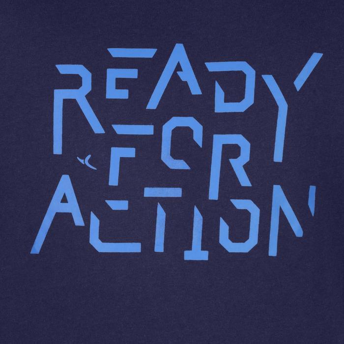 T-Shirt manches courtes 100 Gym garçon imprimé - 1326684