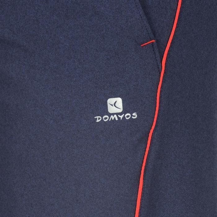 Short S900 Gym garçon bleu rouge