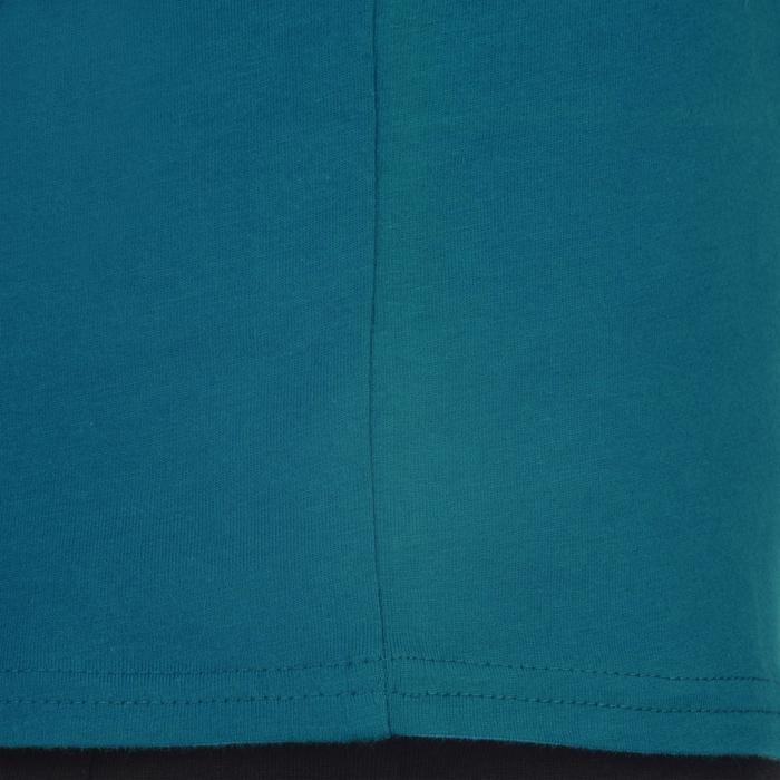 T-Shirt manches courtes 100 Gym garçon imprimé - 1326700