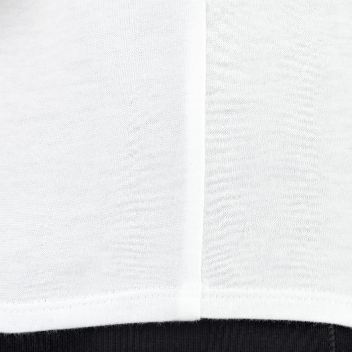 T-Shirt manches courtes 100 Gym fille imprimé - 1326780