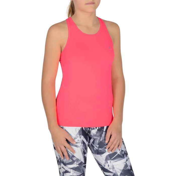 Débardeur Gym Energy fille - 1326851