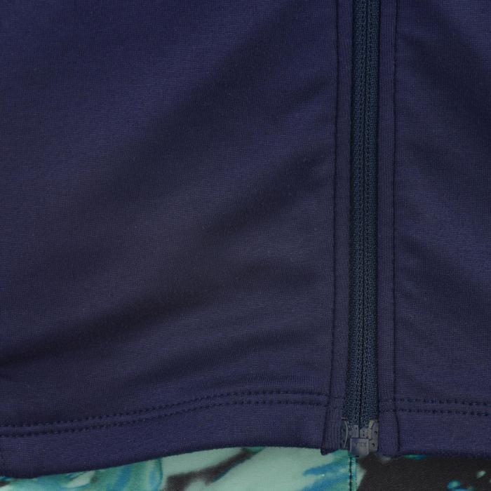 Veste zippée capuche Gym Energy fille - 1326906