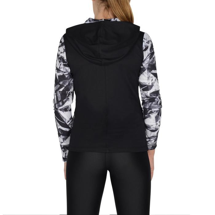Veste zippée capuche Gym Energy fille - 1326945