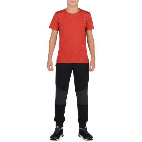Pantalon léger 500 Gym garçon noir. Previous. Next 9f9e1a0f9a1