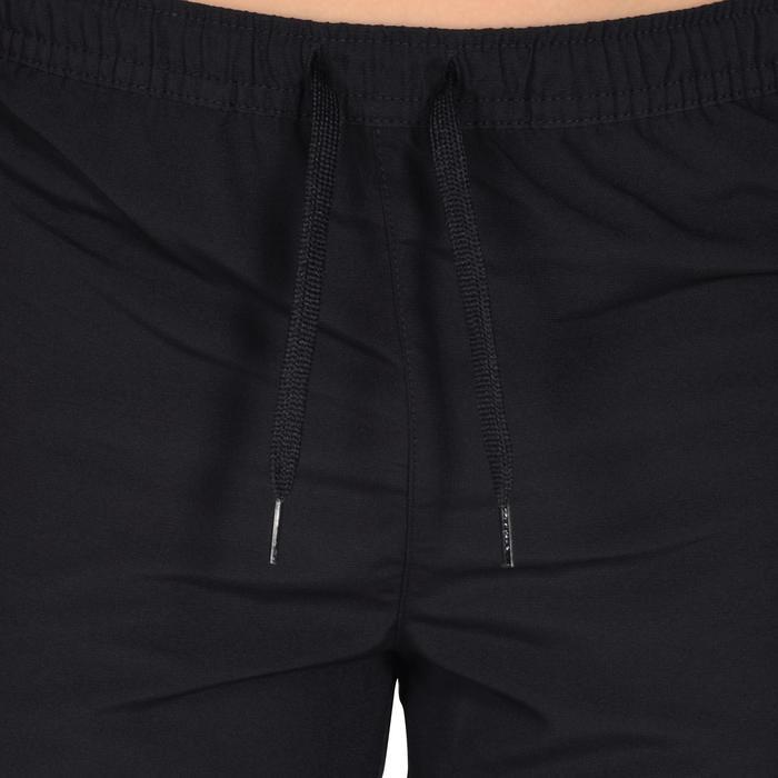 Pantalon léger S500 Gym garçon noir - 1327010