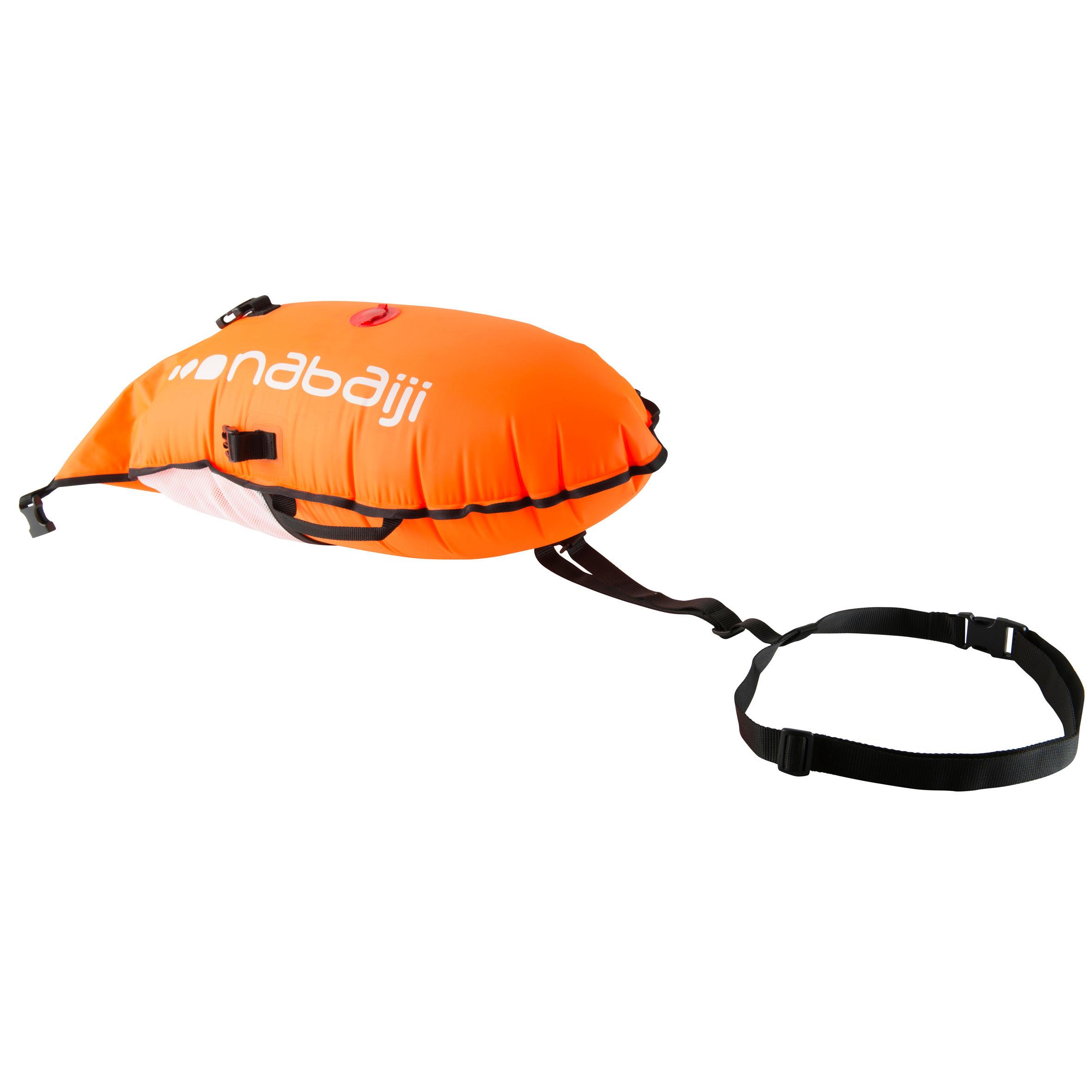 Bouée de natation nage en eau libre OWS 500