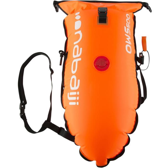Bouée de natation nage en eau libre OWS 500 - 1327091