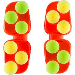 Duikspeelgoed handgrepen met zuignappen Ticrawl