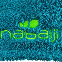 Soft Microfibre Towel, XL - Blue