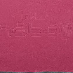 Serviette microfibre rose XL