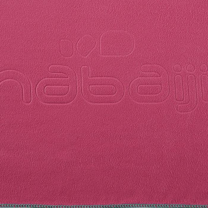 Toalla Baño Piscina Natación Nabaiji Rosa Microfibra Talla XL Aquagym