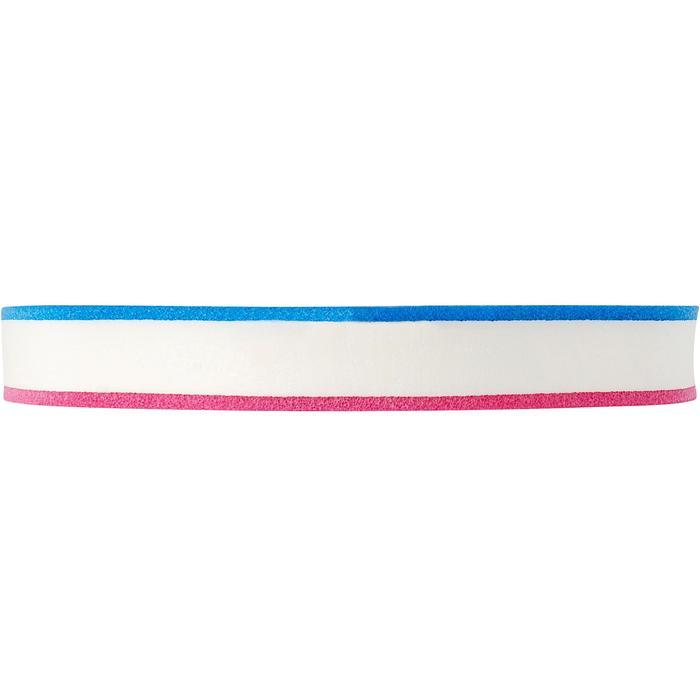 Grote zwemplank blauw roze