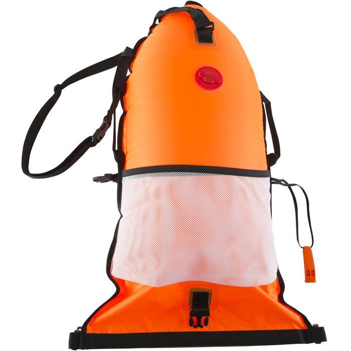 Bouée de natation nage en eau libre OWS 500 - 1327157