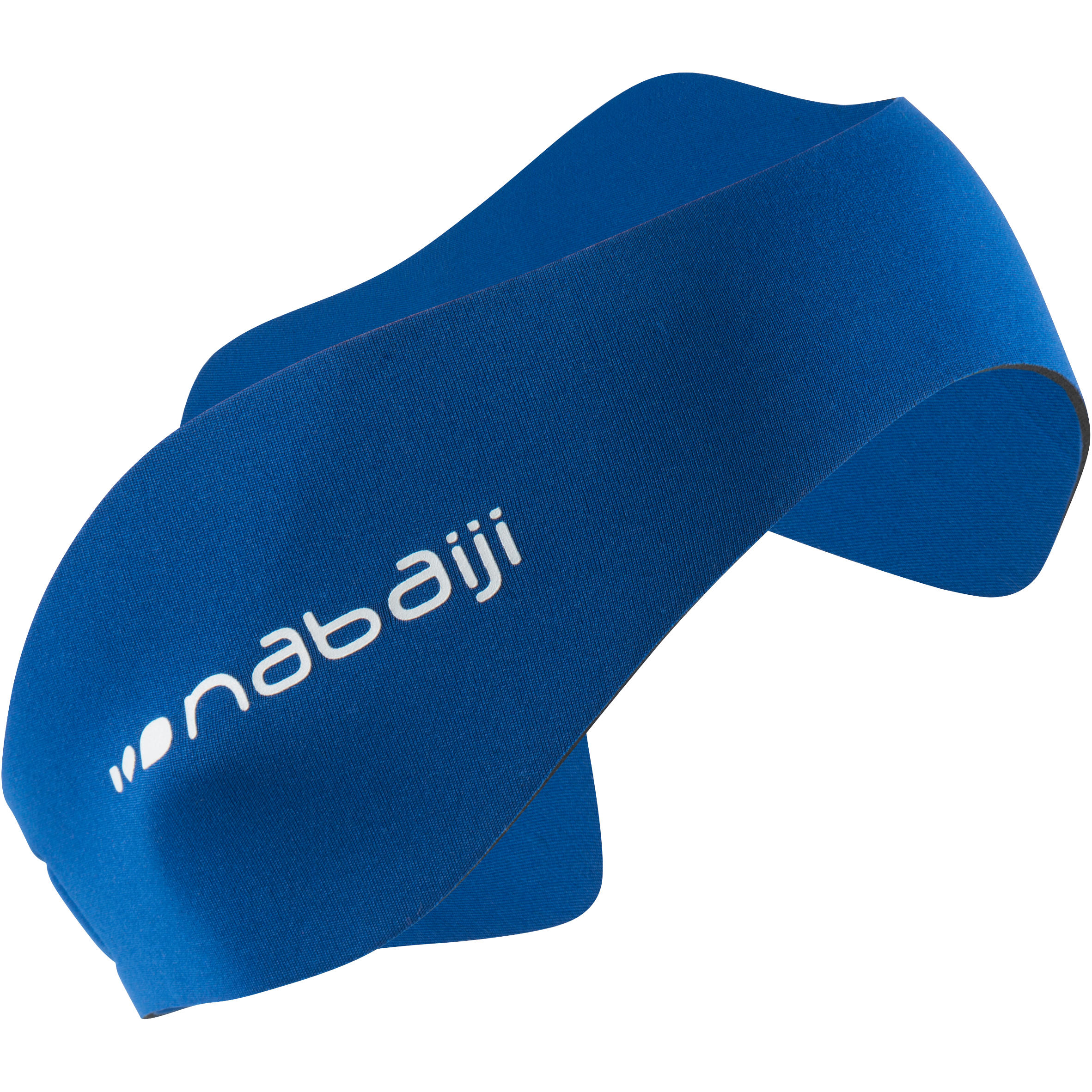 NEOPRENE EAR PROTECTION SWIMMING BAND - BLUE