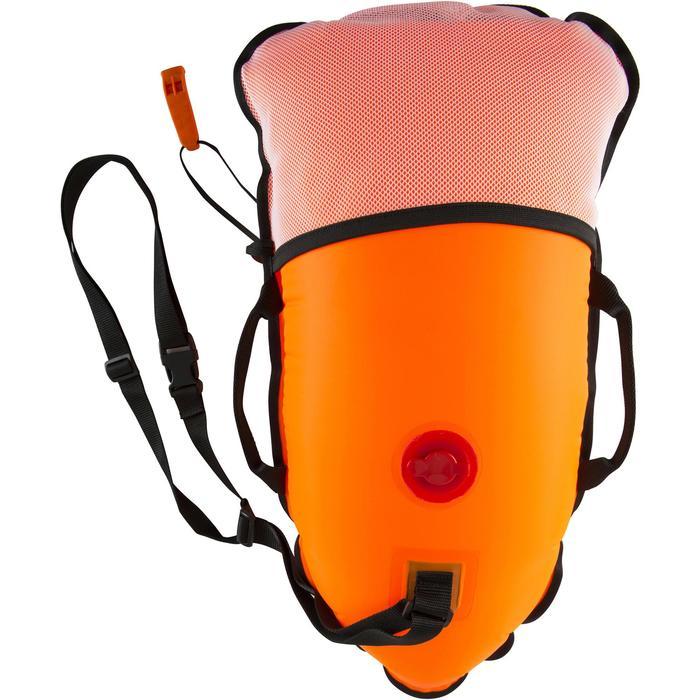 Bouée de natation nage en eau libre OWS 100 - 1327241