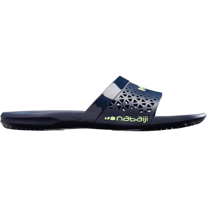 HERENSLIPPERS SLAP 500 PLUS BLAUW BLAUW