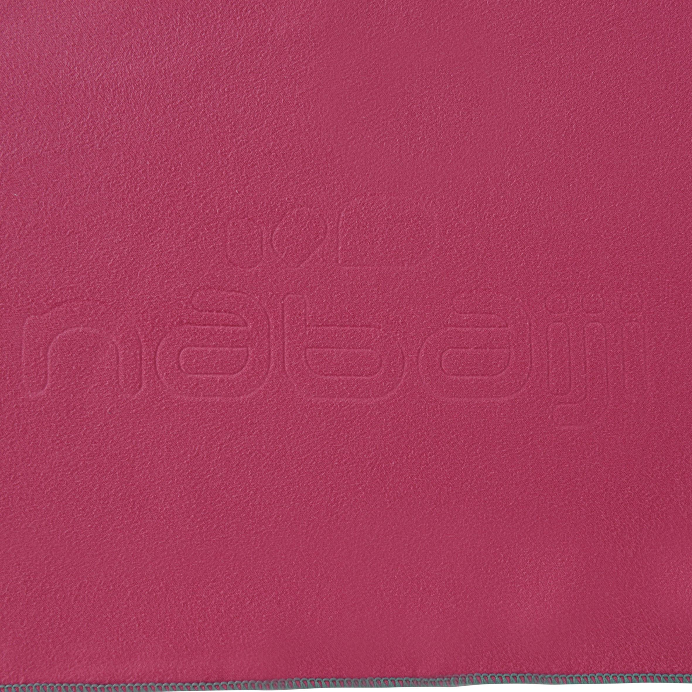 Microfibre Towel Size L 80 x 130 cm - Pink