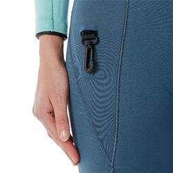 女款3 mm氯丁橡膠(neoprene)潛水防寒衣SCD 540