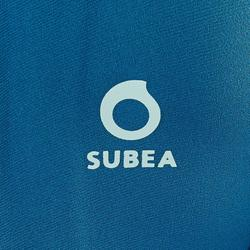 Neopreno Buceo Subea SCD 540 Mujer 3 mm Con Refuerzos Gris/Verde