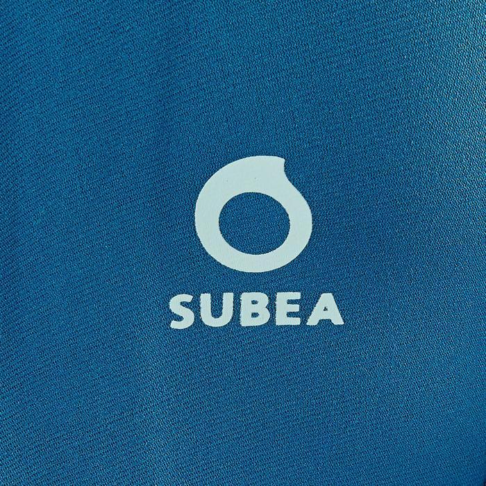 Women's Scuba Diving 3 mm Neoprene Wetsuit with Reinforcements SCD 540